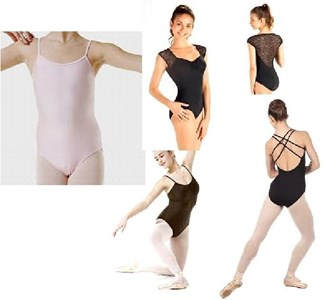 Maillot Ballet Adulto